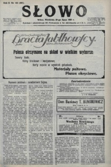 Słowo. 1923, nr165