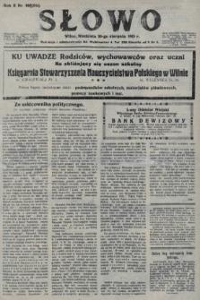 Słowo. 1923, nr188
