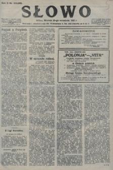 Słowo. 1923, nr212