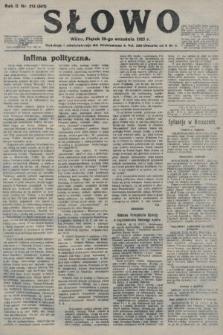 Słowo. 1923, nr215