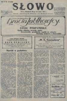 Słowo. 1923, nr217