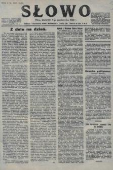 Słowo. 1923, nr220