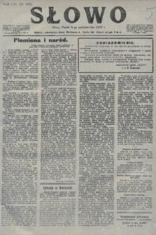 Słowo. 1923, nr221