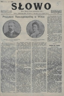 Słowo. 1923, nr228