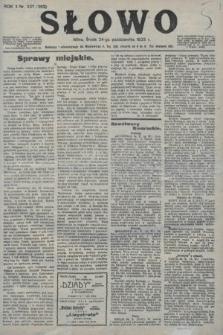 Słowo. 1923, nr237
