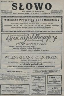 Słowo. 1923, nr246