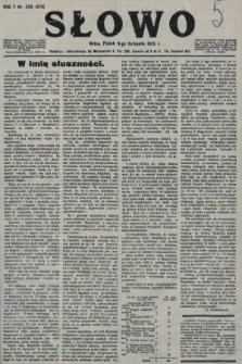 Słowo. 1923, nr250