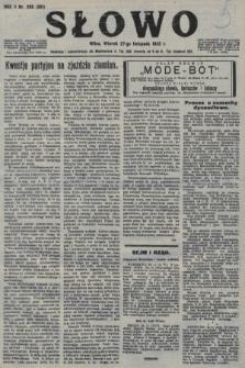 Słowo. 1923, nr265