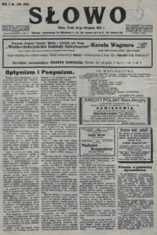 Słowo. 1923, nr266