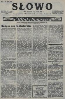 Słowo. 1923, nr273