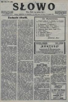 Słowo. 1923, nr274