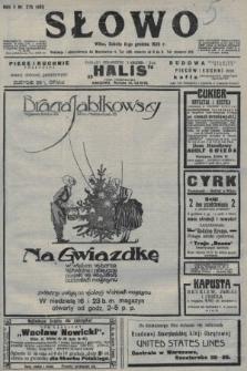 Słowo. 1923, nr275