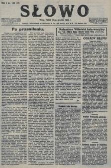 Słowo. 1923, nr285