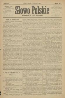 Słowo Polskie. 1900, nr3