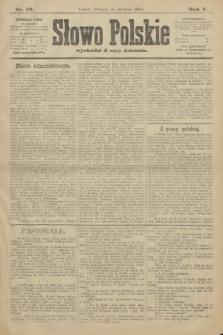 Słowo Polskie. 1900, nr12
