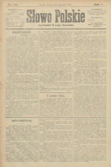 Słowo Polskie. 1900, nr30