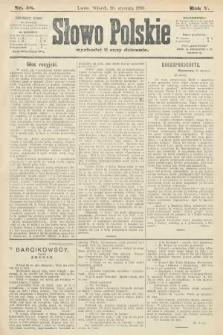 Słowo Polskie. 1900, nr48