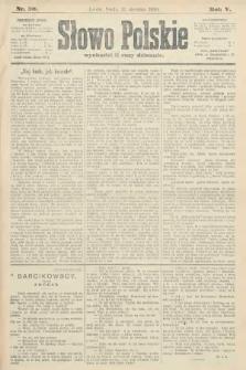 Słowo Polskie. 1900, nr50