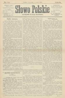 Słowo Polskie. 1900, nr52