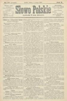 Słowo Polskie (wydanie poranne). 1900, nr56