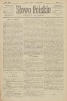 Słowo Polskie. 1900, nr101