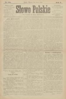 Słowo Polskie. 1900, nr131