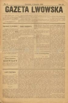 Gazeta Lwowska. 1899, nr 3