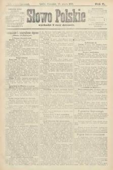 Słowo Polskie (wydanie poranne). 1900, nr148