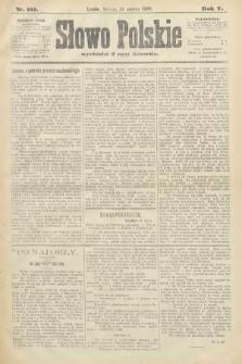 Słowo Polskie. 1900, nr151