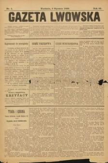 Gazeta Lwowska. 1899, nr 5