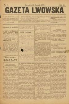 Gazeta Lwowska. 1899, nr 8