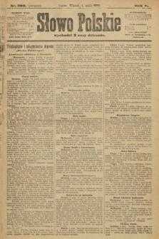 Słowo Polskie (wydanie poranne). 1900, nr202