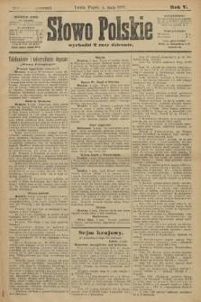 Słowo Polskie (wydanie poranne). 1900, nr208