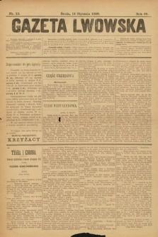 Gazeta Lwowska. 1899, nr 13