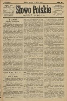 Słowo Polskie. 1900, nr237