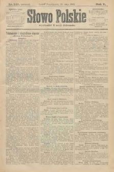 Słowo Polskie (wydanie poranne). 1900, nr247