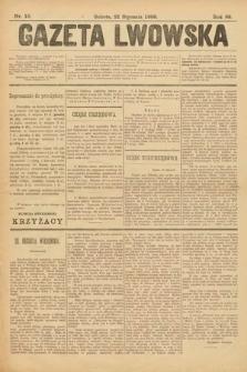 Gazeta Lwowska. 1899, nr 16