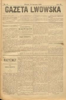Gazeta Lwowska. 1899, nr 18