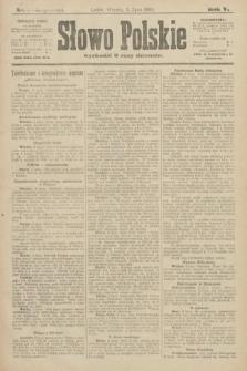 Słowo Polskie (wydanie poranne). 1900, nr305