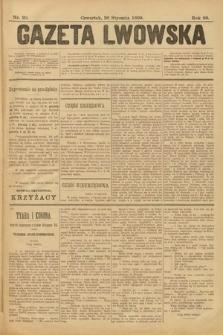 Gazeta Lwowska. 1899, nr 20