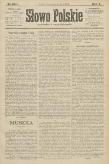 Słowo Polskie. 1900, nr308