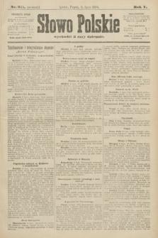 Słowo Polskie (wydanie poranne). 1900, nr311