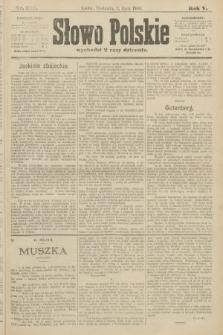 Słowo Polskie. 1900, nr314
