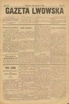 Gazeta Lwowska. 1899, nr 23