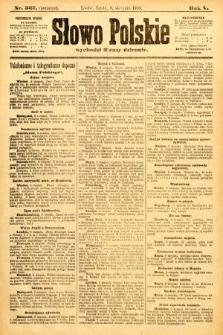 Słowo Polskie (wydanie poranne). 1900, nr367