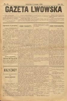 Gazeta Lwowska. 1899, nr 26