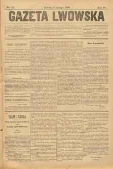 Gazeta Lwowska. 1899, nr 27