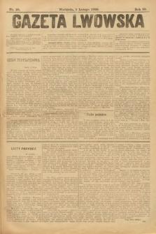 Gazeta Lwowska. 1899, nr 28