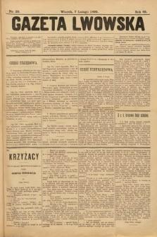 Gazeta Lwowska. 1899, nr 29