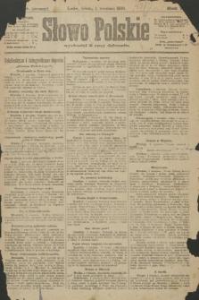 Słowo Polskie (wydanie poranne). 1900, nr408